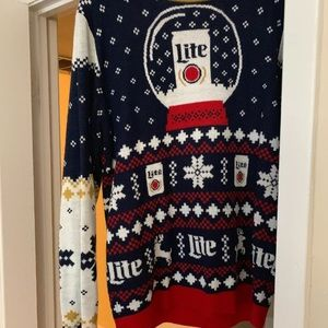 Sweaters - NWOT Miler Lite Christmas sweater